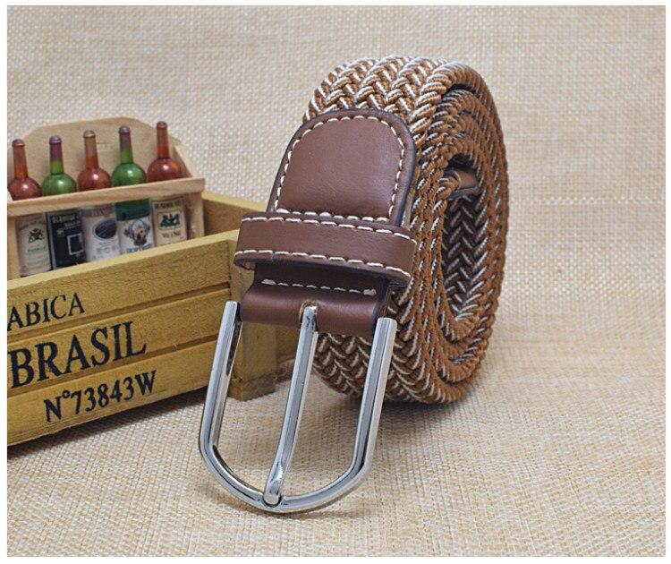 Wave Stripe Belt Fashion Leisure