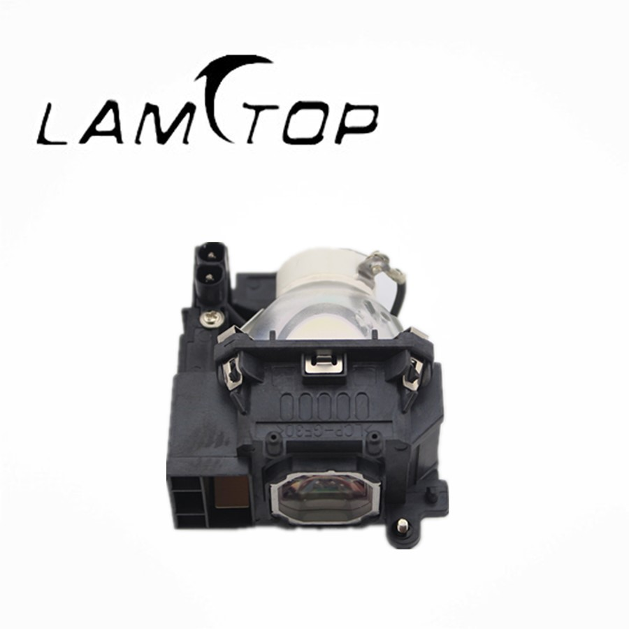 FREE SHIPPING  LAMTOP  180 days warranty  projector lamps with housing  NP15LP  for  ME270X+/ME270XC