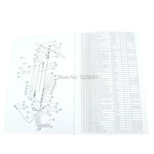 Image 5 - Składany styl BULL pcp ręczne pompy wysokiego ciśnienia 3 etap 300 bar 30 mpa 4500psi z powietrza filler