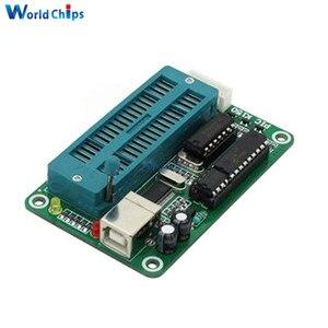 1 комплект PIC K150 ICSP программист USB автоматическое программирование разработка микроконтроллера с USB ICSP кабелем