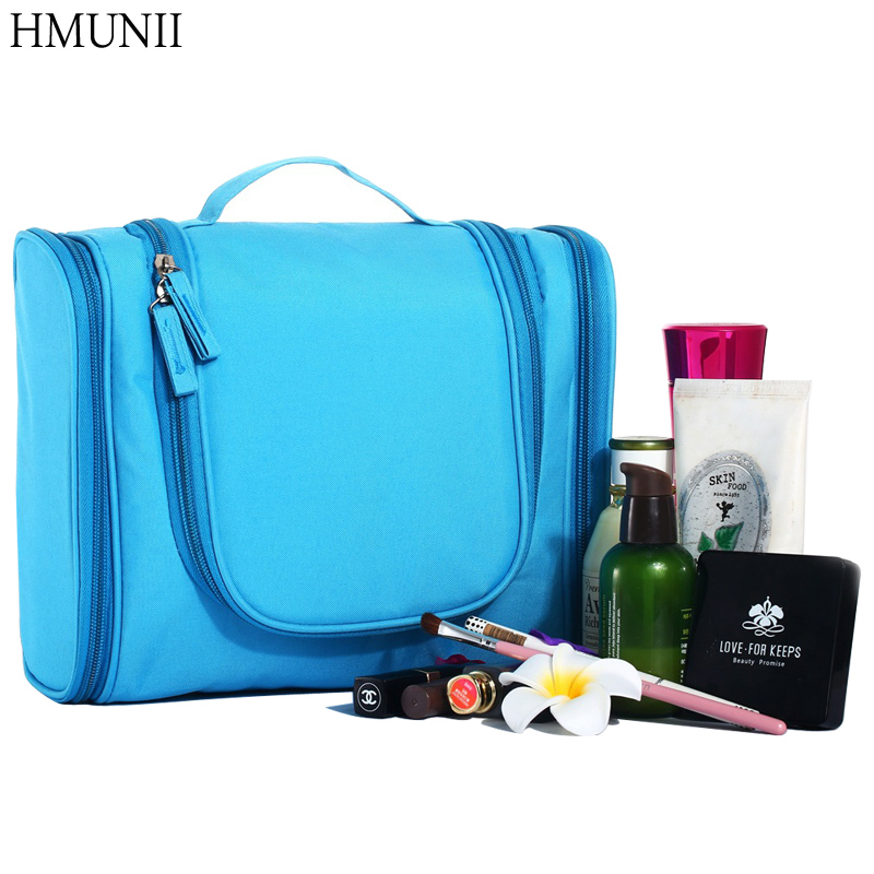 e7406a854a15 Travel Trace Excellent Quality Travel Toiletry Bag Large Capacity Cosmetic  Organizer Multifunctional Hanging Wash Bag Makeup Bag-in Cosmetic Bags & ...
