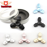 2017 Spinner New Fidget Toy Nice Quality Star Wars Dark Warrior Hand Spinner Finger Tri Spinner