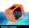 Accesorios go pro gopro floaty backdoor cubierta accesorios para cámara de acción deporte dv para gopro hero 4 session color al azar