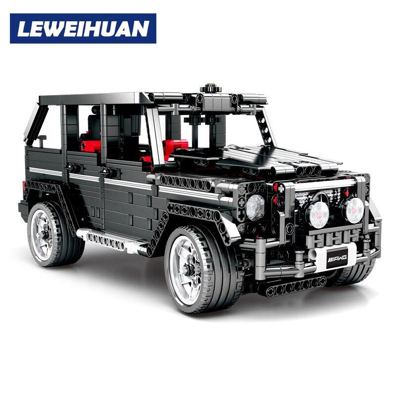 1343Pcs Legoes Technische Auto Modell Bausteine Ziegel Sets DIY Creator Pädagogisches Spielzeug Für Kinder Jungen Weihnachten geschenke-in Sperren aus Spielzeug und Hobbys bei  Gruppe 1