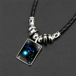 Image 2 - new arrival sublimation blank necklaces pendants for women hot transfer printing diy custom jewelry consumables 10pieces/lot