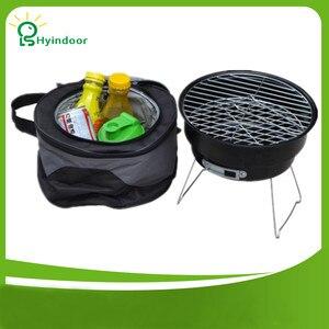 Round Portable Barbecue Roasti