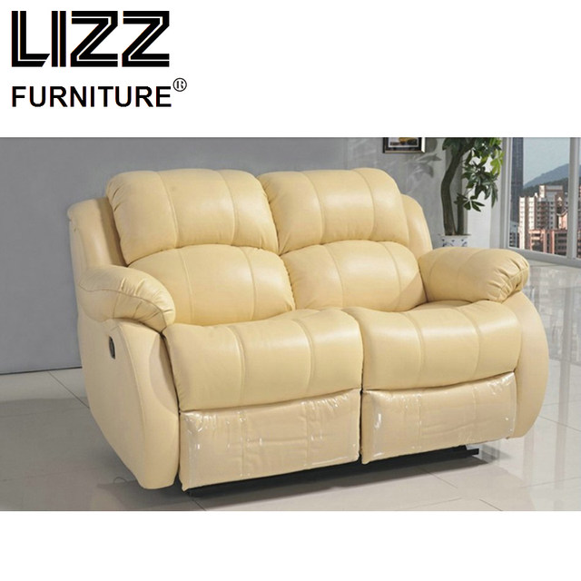 Online Shop Recliner Sofas Loveseat Chair Fabric Sectional Sofa Set ...