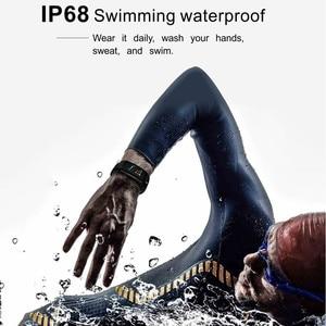 Image 3 - Ip68 Waterproof Sports Smart Band Gps Smart Wristband Blood Pressure Oxygen Smart Bracelet Fitness Bracelet Heart Rate Monitor