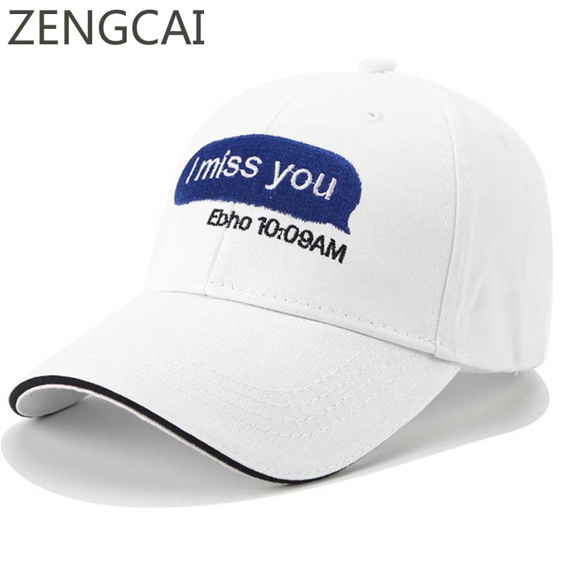 Letter Embroidery Dad Hats Hip Hop Baseball Caps Snapback Trucker Cap Casual Summer Women Men Black Hat Adjustable Korean Style 2018 cc denim ponytail baseball cap snapback dad hat women summer mesh trucker hats messy bun sequin shine hip hop caps casual