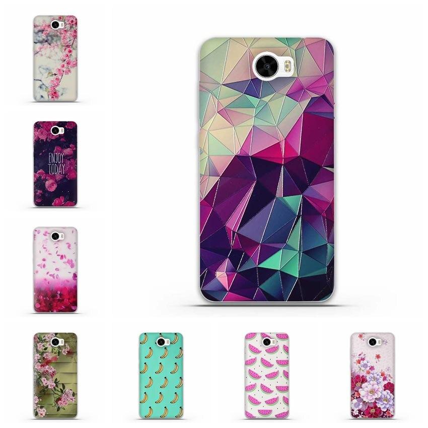 For Huawei Ascend Y5 II Y5II Y5 2 cun u29 Case TPU Silicone Case For Huawei
