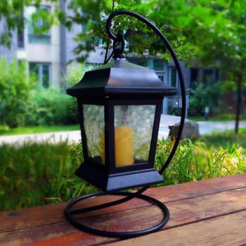 fe3c791730cf Motion Sensor LED Solar Panel Candle Desk Table Lawn Lights Garden Outdoor  Chandelier Landscape Street Lantern Lamp Decoration