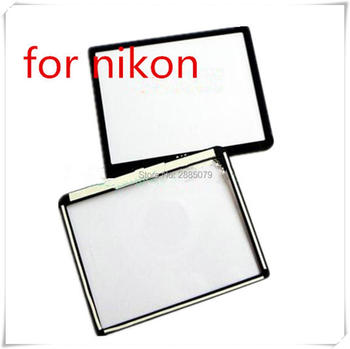 NEW LCD Screen Window Display (Acrylic) Outer Glass For NIKON D300 Camera Screen Protector + Tape