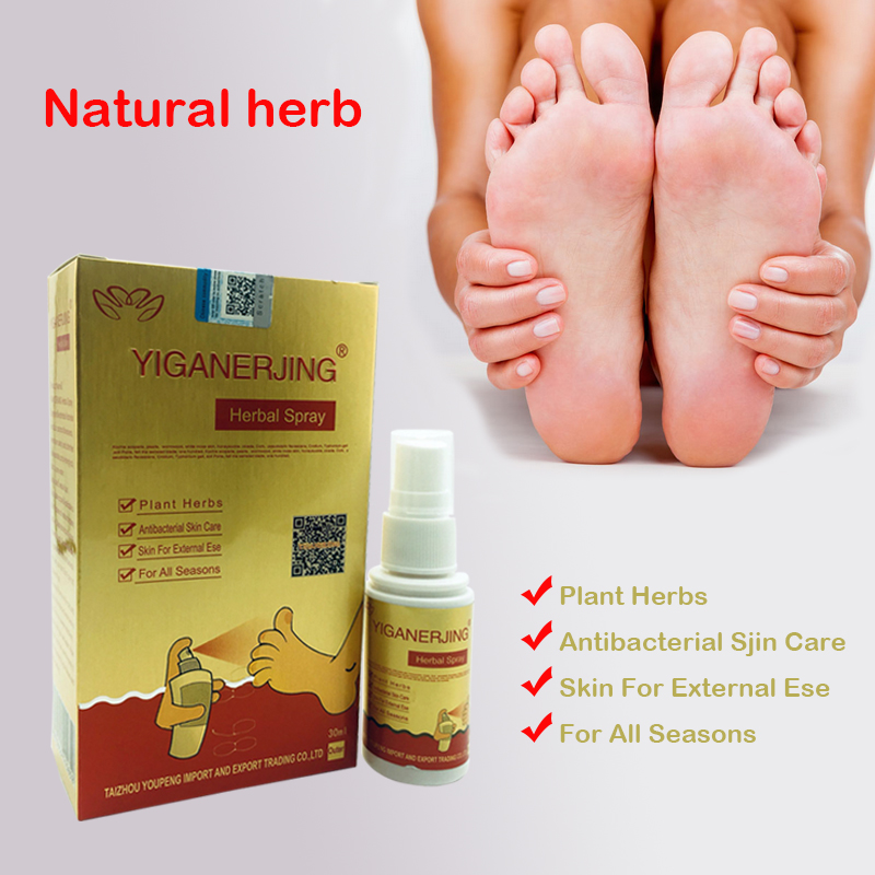 Yiganerjing For Foot Skin Care Spray Psoriasi Eczma Cream Works Perfect For All Kinds Of Skin Problems