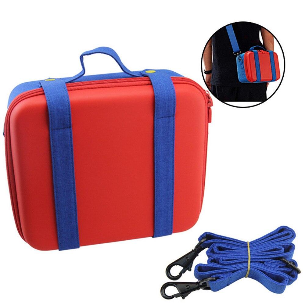 Sac de rangement Portable pour nessa Switch grand paquet de Protection Console NS Joy-con accessoires de poignée sacs à bandoulière