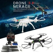 H809H 2.4GHz RC Quadcopter 3D Flip Headless Remote Control Drone RTF Helicopter Professional Flying Drone Boy Gift