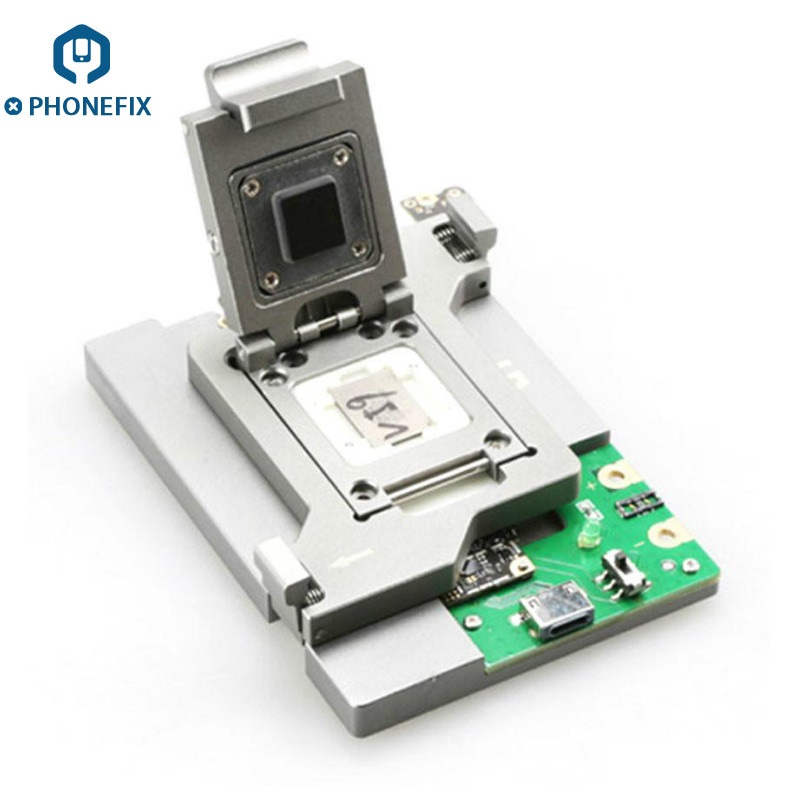 PHONEFIX MJ-860 5-IN-1 iPhone NAND Test Fixture for iPhone 5 5C 5S 6 6Plus Logic Board Repair tool itunes error fix toolPHONEFIX MJ-860 5-IN-1 iPhone NAND Test Fixture for iPhone 5 5C 5S 6 6Plus Logic Board Repair tool itunes error fix tool