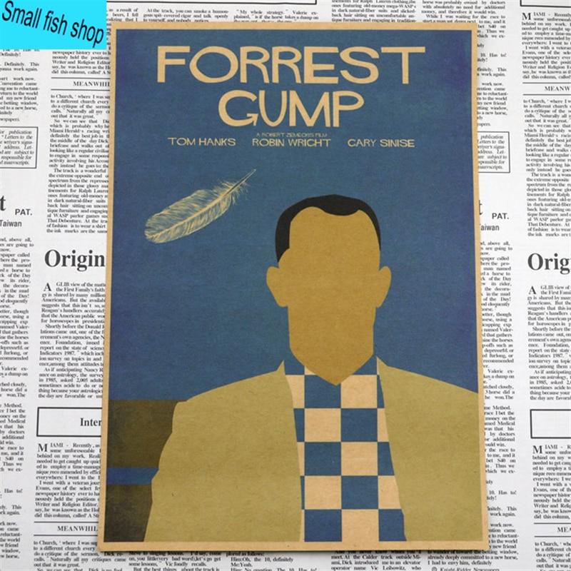 Forrest Gump Tom Hanks Özünü Təkmilləşdirmə Evi Dekorasiya - Ev dekoru - Fotoqrafiya 2