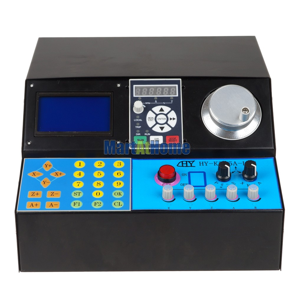Scatola del controller del driver del motore passo-passo a 4 assi 5A - Macchine utensili e accessori - Fotografia 2