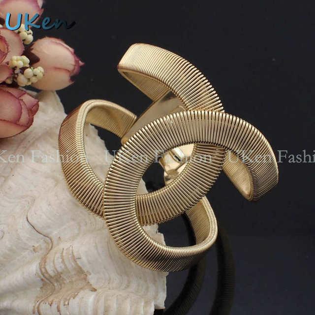 UKEN Jewelry Elegent Alloy...