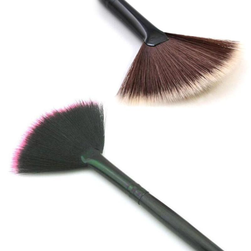 Face Brush Tools Sector beauty makeup brush powder contour face cosmetic tools High Quality Eyebrow Foundation Brushes 3s