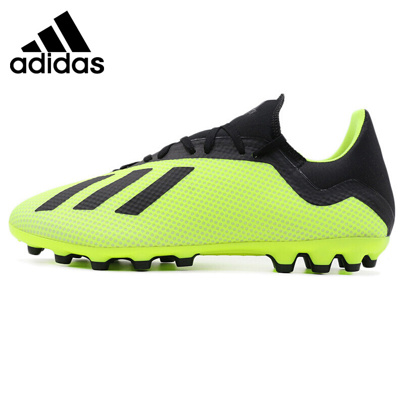 Original New Arrival 2018 Adidas X 18.3 AG Men's Soccer Shoes Sneakers