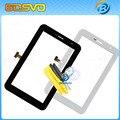 Бренд Замена Для Samsung для Galaxy Tab 7.0 plus P6200 сенсорный дигитайзер жк-экран стекла с шлейфом 1 шт. + бесплатный инструмент