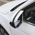 ABS хром для Geely Atlas 2016 2017 2018 Автомобильное зеркало заднего вида блок дождевая рамка для бровей Накладка аксессуары 2 шт