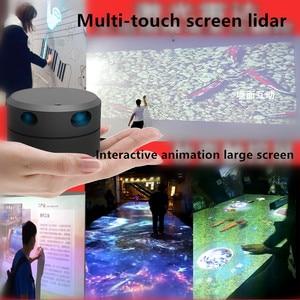 Image 3 - EAI YDLIDAR G4 lidar multi touchscreen animation große screen interaktive system lösung große screen interaktive system suite