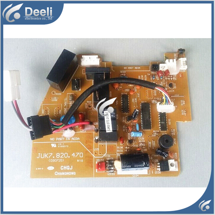 95% new good working for air conditioning computer board JUK7.820.470 JUK6.672.01357 control board on sale