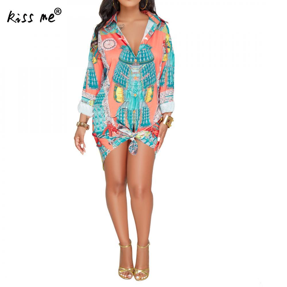 Плюс Размеры Для женщин летнее платье Повседневное сарафан 2018 Boho Для женщин Лето с длинным рукавом плюс Размеры платья для Для женщин Xl XXXl