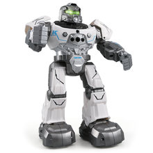 JJRC R5 RC Robot Auto Follow Smartwatch Control Sing Dance Intelligent Programming(China)