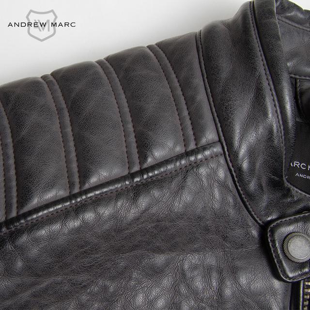 Men's PU Leather Suede Jacket Coat Gentleman Overcoat