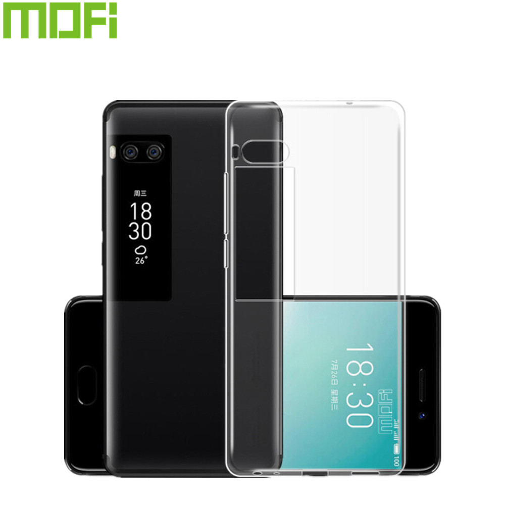 pro 7 plus case silicon cover MOFi original Meizu pro 7 plus case cover TPU soft back coque phone fundas for meizu pro7 plus