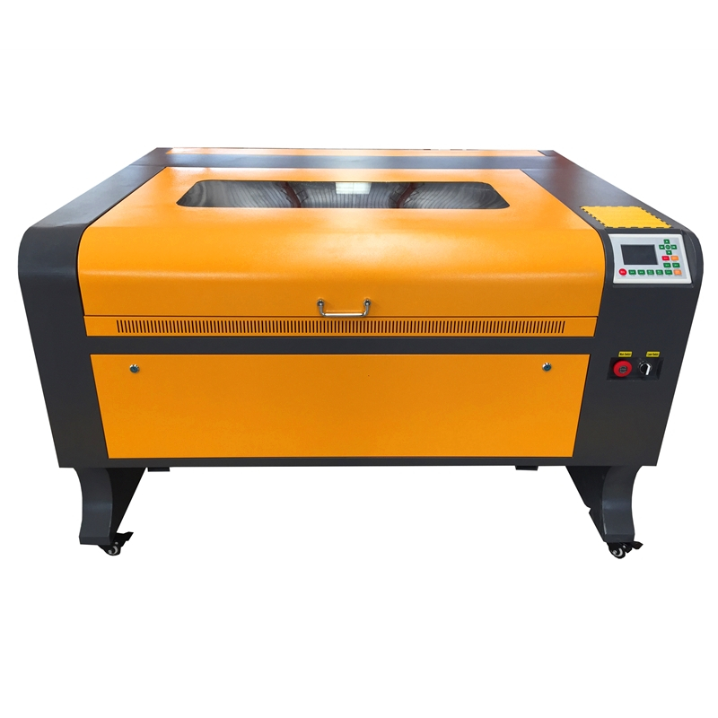 Ruida Off-line Control 1080 Laser Engraving 1000*800mm 60W Co2 Laser Cutting Machine Laser Engraver Free Shipping