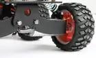6WD plate forme de recherche et de sauvetage châssis de voiture intelligente choc escalade tout terrain pour Arduino Raspberry Pie WIFI système - 4