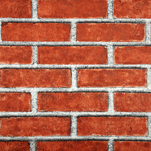 Simulation 3D Wallpaper Vintage Brick Wall Fake Embossed Photography Background for Photos Studio Props Decoration Items