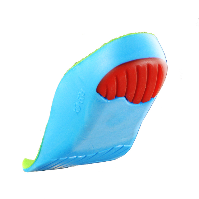Kids Premium Grade Orthotic Insole Revolutionary Lightweight Soft & Sturdy Orthotic Technology For Flat Feet and Arch Support
