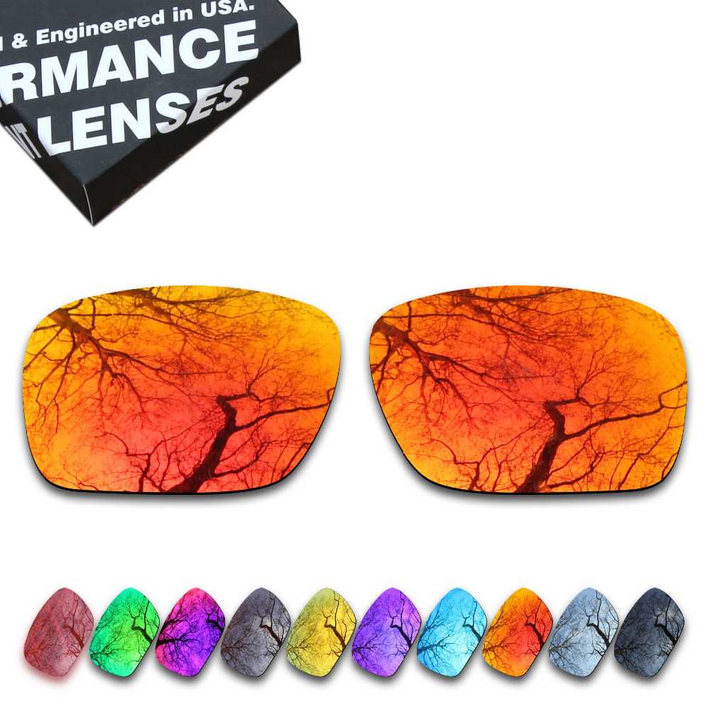 Toughasnails Replacement Lenses Oakley Holbrook Sunglasses-Multiple-Options Polarized
