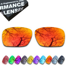 ToughAsNails Polarized Replacement Lenses for Oakley Holbrook Sunglasses - Multiple Options(China)