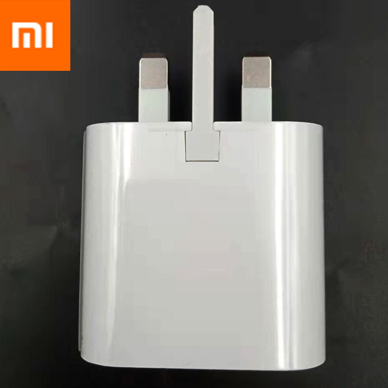 Image 3 - Original Mi6 QC 3.0 UK power adapter xiaomi Fast Charger For mi 8 se lite a2 a1 mix 2 2s 3 max 6 6x 5 5s mi8 mi5s Usb C cable-in Mobile Phone Chargers from Cellphones & Telecommunications