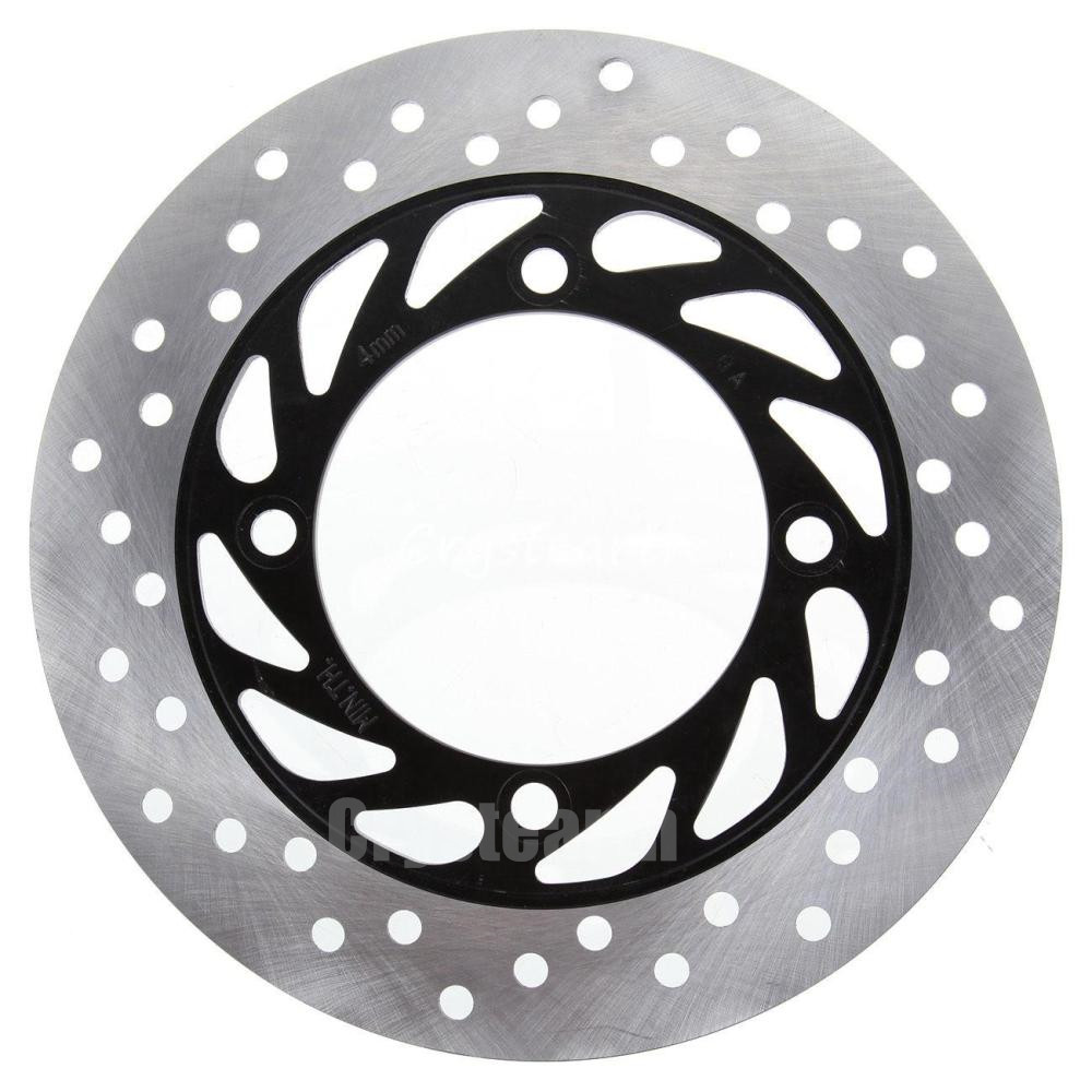 Motorcycle Rear Brake Disc Disks Rotor For Honda CB400SF CB 400SF 400 SF S F NC31 1992 1993 1994 1995 1996 1997 1998 motorcycle brake parts brake pads for honda nv400 nv 400 cj ck steed 1992 1993 front motor brake disks fa124