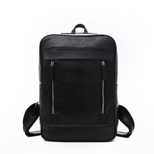Fashion Leisure Women Men Backpacks Women's PU Leather Backpacks Female School Shoulder Bags for Teenage Girls Travel Back pack стоимость