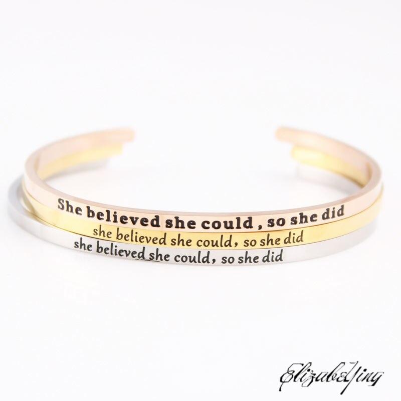 she believed (1)
