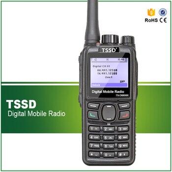 New Arrival Best Price 5W UHF 400-480MHZ Commercial DMR Digital Walkie Talkie TS-8800R