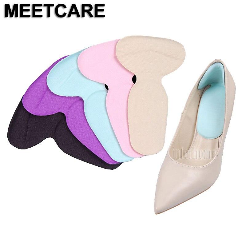 Gewidmet Invisible Heel Pads Silikon Gel Protector Einfügen Einlegesohle Schmerzen Relief Schuh Pad Kissen Weiche Massage Erhöhen Nicht Slip Hohe Ferse Schuhe Schuhzubehör