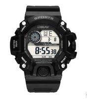 2017 Sport Energetic Types Of Watches Men Waterproof Led Fashion Multifunction Electronic Watches Relogio Feminino Hot