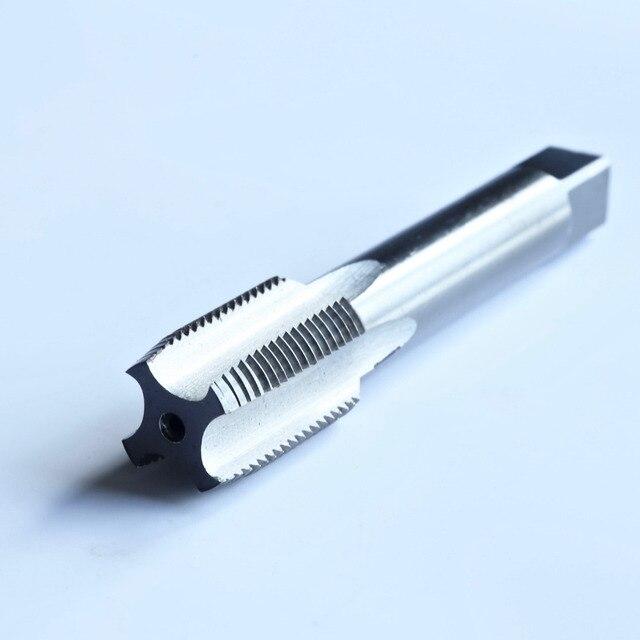 Livraison gratuite de 1 pc Whitworth vis robinet 5/8-11BSW droite flûte HSS 6542 fait robinet pour acier métal fer aluminium filetage