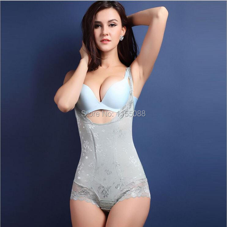 a9fe072bc 10pcs lot Nice Lace Lady Sexy Corset Slimming Suit Shapewear Body Shaper  Magic Underwear Bra Up New Shaper
