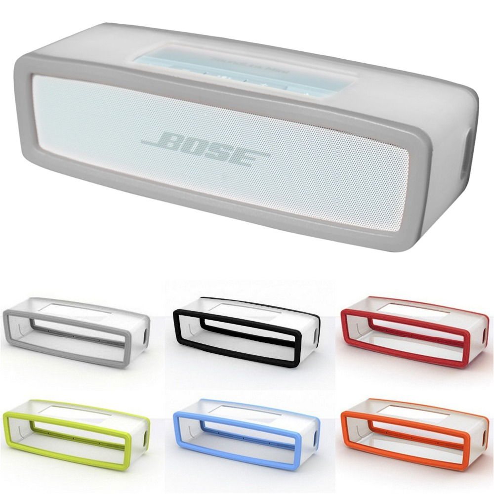 Soft Case Protective Carry Cover For BOSE SoundLink Mini I II Bluetooth Speaker