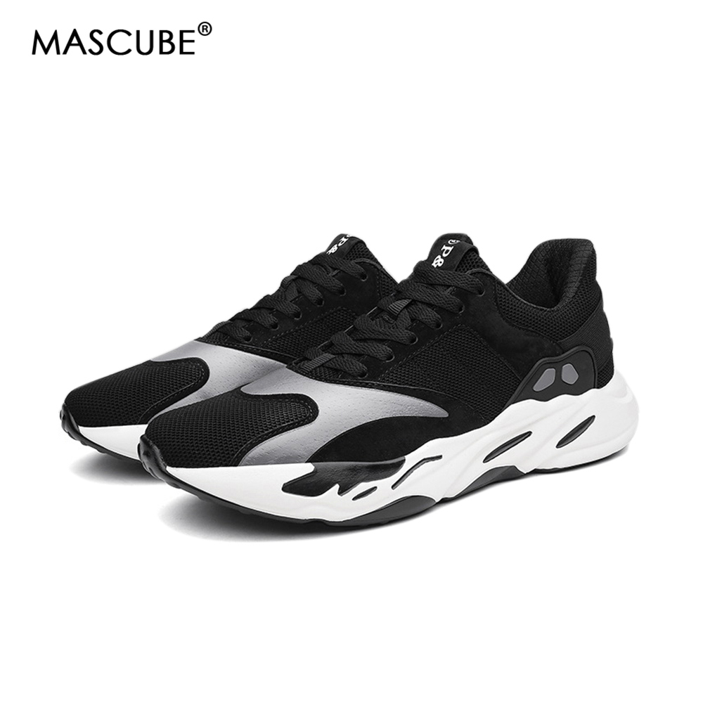 MASCUBE Men Shoes Sport Running Shoes Cheap 2018 Brand Sneakers Breathable Shoes Zapatil ...